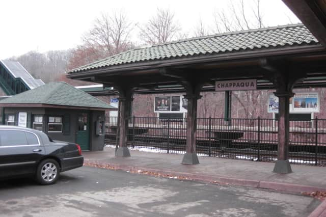 The Chappaqua Train Station now supports paying for parking by phone.