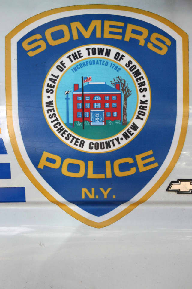 Somers Police reported a number of incidents this week.
