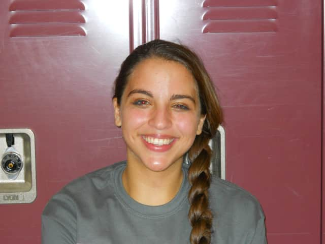 Kyle Lefkowitz had nine points and a game-high 17 rebounds in Harrison's 40-34 win over Alexander Hamilton in girls basketball Monday.