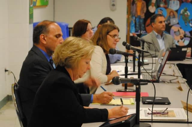 The Yorktown Central School District said significant cuts could be made to comply with the 2 percent property tax levy cap in 2013-14.