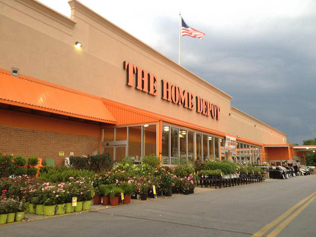 The Home Depot.