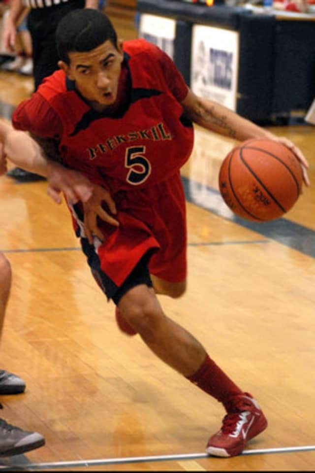 The Yorktown High School boys basketball team will host Jay Cabell (seen here) and the Peekskill Red Devils in a league matchup Thursday.