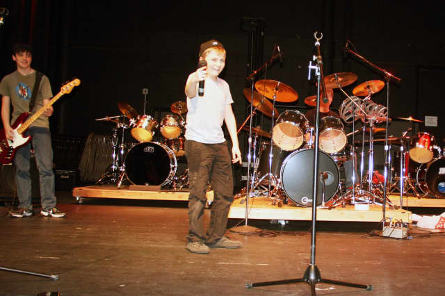 The North Salem Rock Fantasy stars rehearsed for months before the performance on Jan. 25.