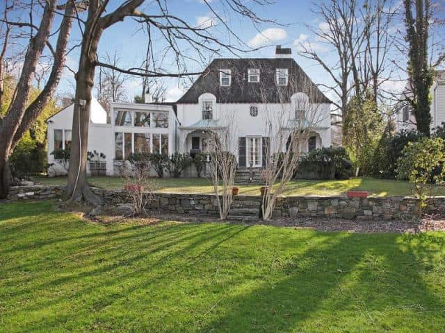 This Scarsdale home is selling for a shade less than $2 million.
