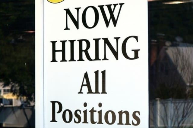 There are several job openings in Mamaroneck and Larchmont.