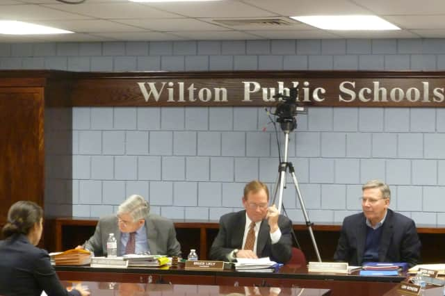 The Wilton Board of Education voted Thursday to approve a $76.89 million proposed budget for the 2013-14 school year.