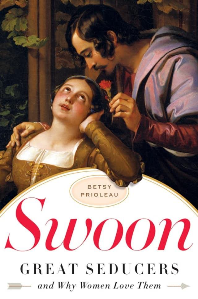 "Betsy Prioleau, author of ""Swoon"" will speak Saturday at the Pound Ridge Library."