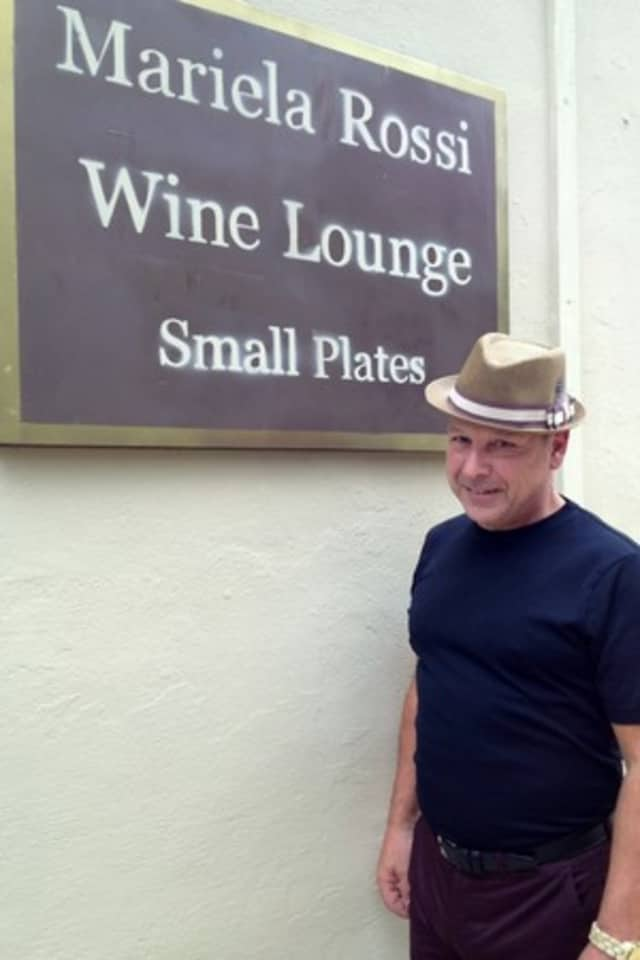 Charles Guilianti, owner of Mariela Rossi Wine Lounge, will host a special open mic night on Valentine's Day.