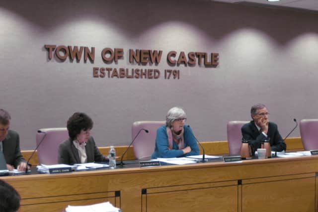 The New Castle Town Board expects  to announce an adjourned date in regards to Conifer's public hearing, tonight at 8:15 p.m. in New Castle Town Hall.