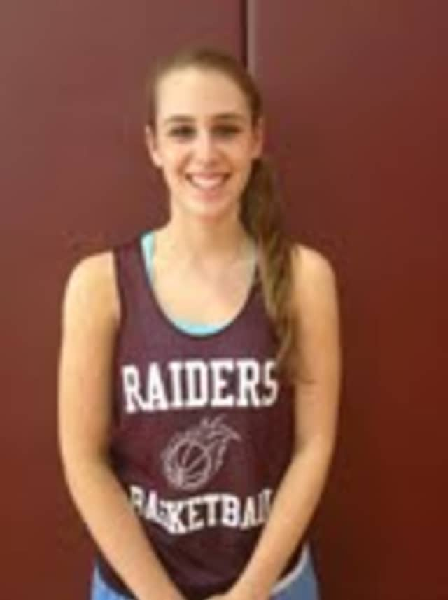Senior Shelby Zucker surpassed 1,000 varsity points for the Scarsdale girls basketball team Monday in a victory over New Rochelle.