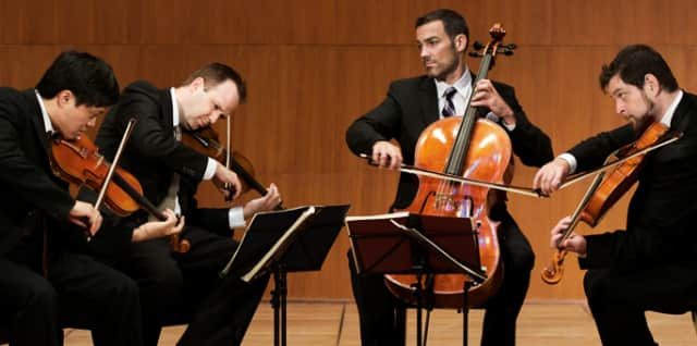The Miró Quartet will play in Mamaroneck Saturday, Feb. 16.