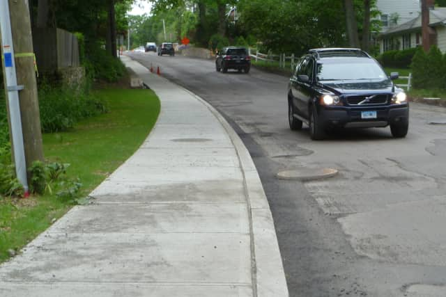 Wilton residents told The Daily Voice where in town they'd like to see new or renovated sidewalks.