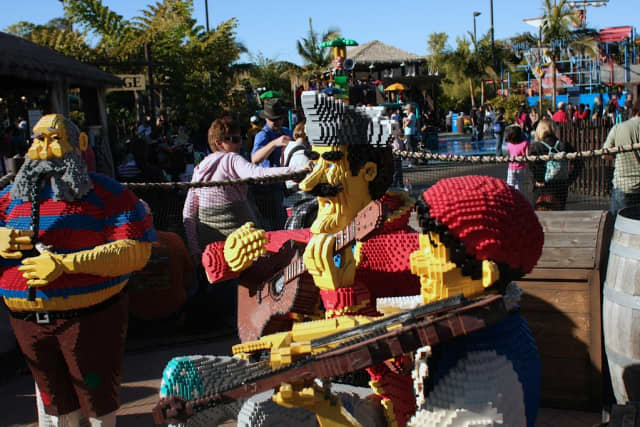 A pirate-themed LEGO club is one of the many things happening this week in Bronxville.