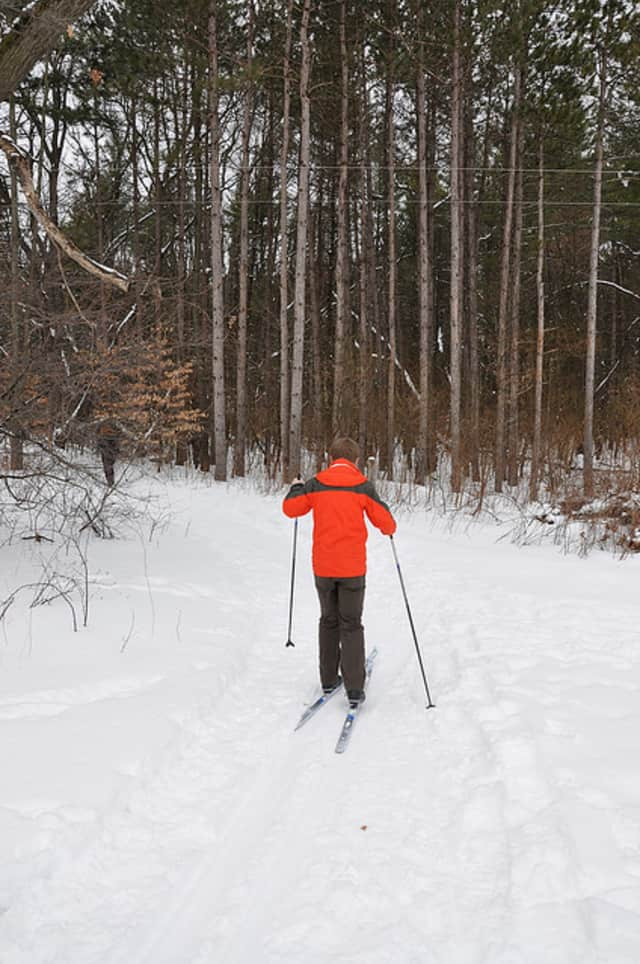 Check out the cross-country skiing trek through Croton Point Park this weekend. This and other events are listed below.