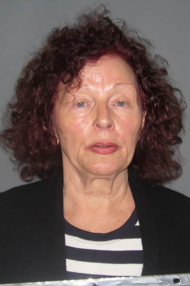 Sygun Liebhart, the 71-year-old Westport woman charged last month with prostitution in Glastonbury, denies she offered to have sex for money.