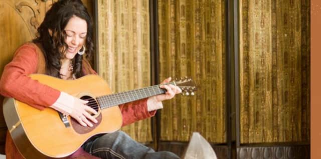 Bluegrass singer-songwriter, Donna Ulisse, makes her first appearance at the Emelin Friday.