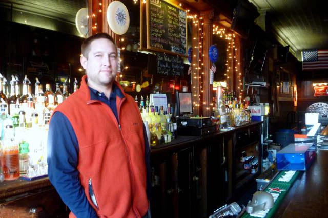 Set Back Inn owner Scott Toth says filmmakers love his bar's atmosphere.