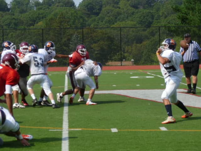 Briarcliff's football team will be joined by students from Elmsford this fall.