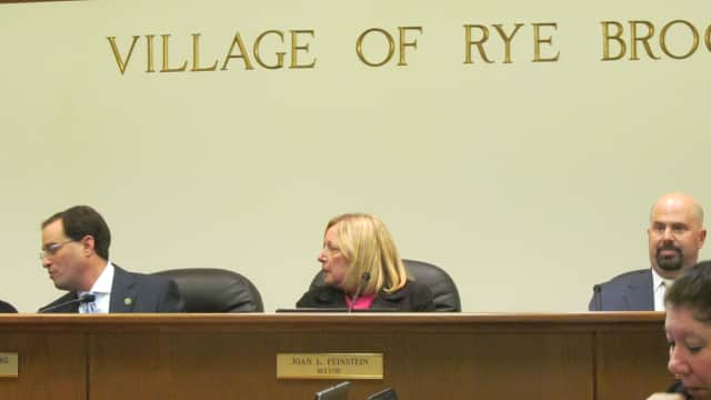 Rye Brook residents will see some new faces on the village board of trustees when new terms begin April 1.