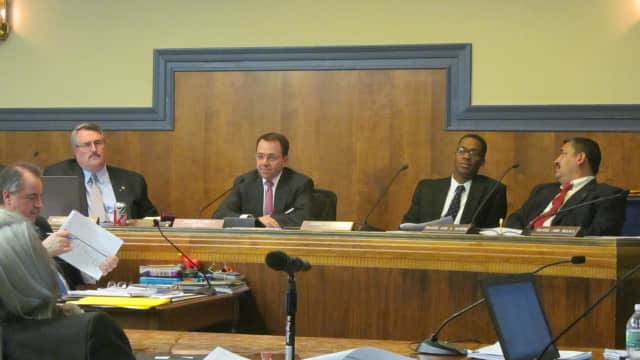 All members of the Village of Port Chester's board of trustees, including the mayor, are up for re-election.
