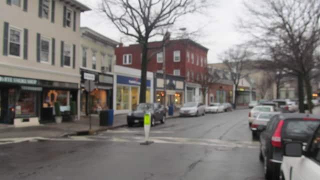 Rye's Purchase Street.