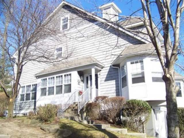 This two-bedroom home is one of several for sale in Ossining and is having an open house this weekend.