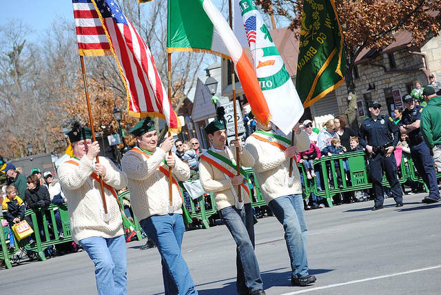 The St. Patrick's Day parades will commence in Yonkers on Sunday, March 3, with the 58th Annual Official Yonkers Saint Patrick's Day Parade.