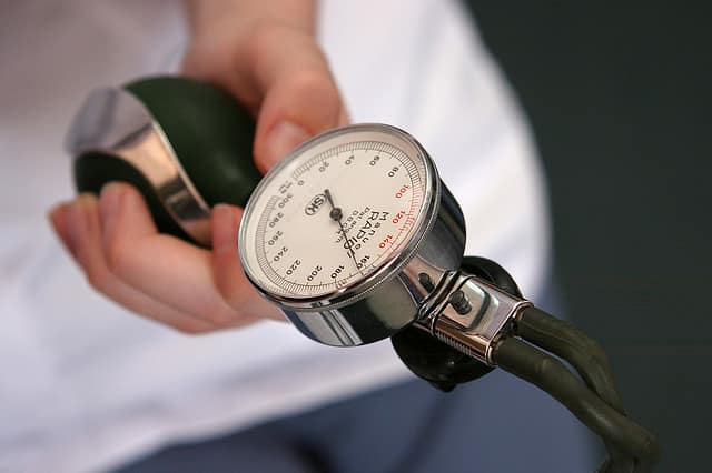 Residents can take part in the Riverbrook YMCA's Blood Pressure Management Program, part of the Healthy Hearts Initiative, at the Norwalk Health Department.