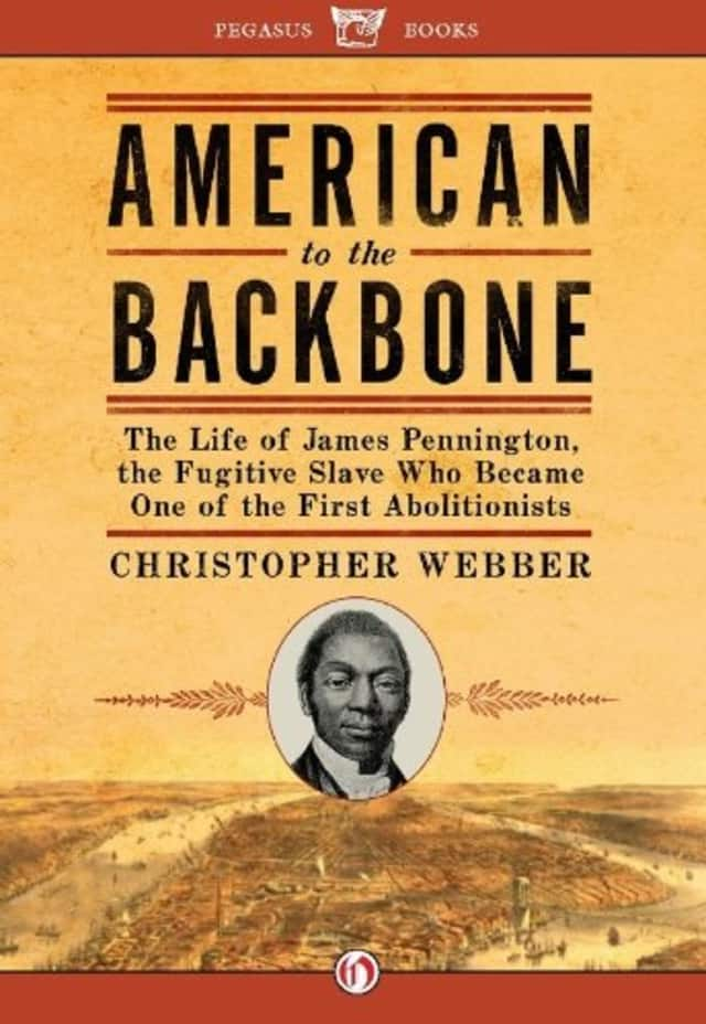 """American to the Backbone"" author Christopher Webber will speak Thursday at the Mount Kisco Public Library."