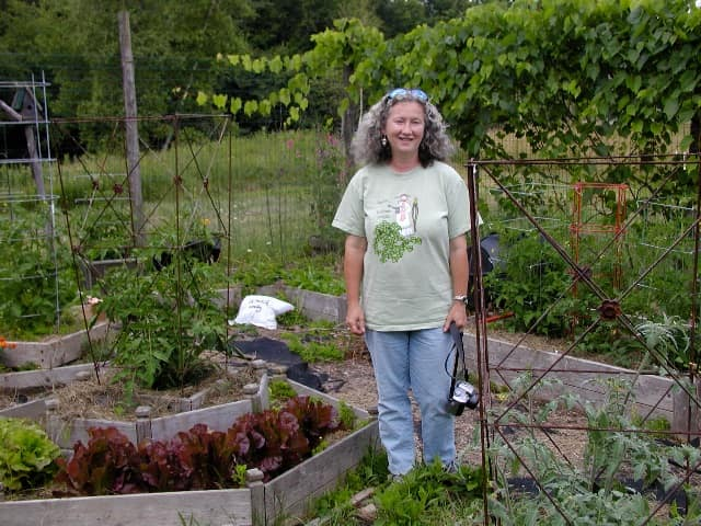 Hastings author and landscape architect Carolyn Summers will speak at the James Harmon Community Center on Sunday.