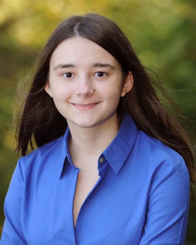 Maria Juran, a sophomore at St. Lukes, has been honored for her poetry with three Golden Keys in the 90th Annual Scholastic Art & Writing Awards.