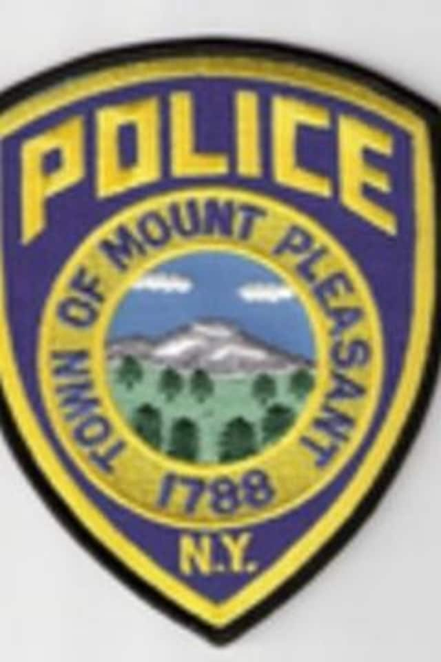 Mount Pleasant Police are investigating an incident in which a Hawthorne resident's car window was smashed.