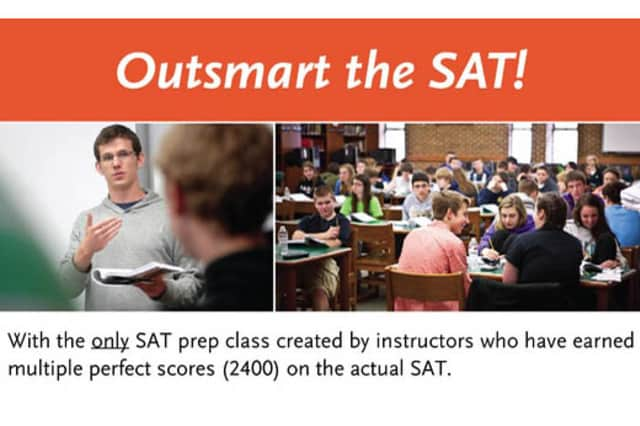 The Somers High School PTSA is sponsoring an SAT Boot Camp this Saturday and Sunday.