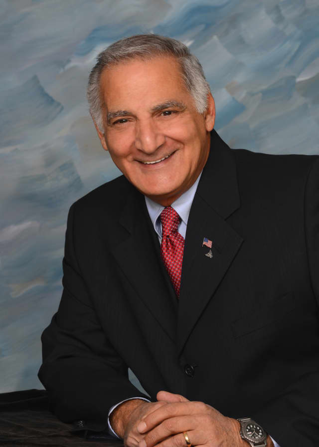 Neil Pagano is running for Port Chester mayor.