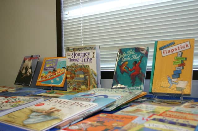 The Ardsley Public Library hosts a Family Storytime on Saturdays.