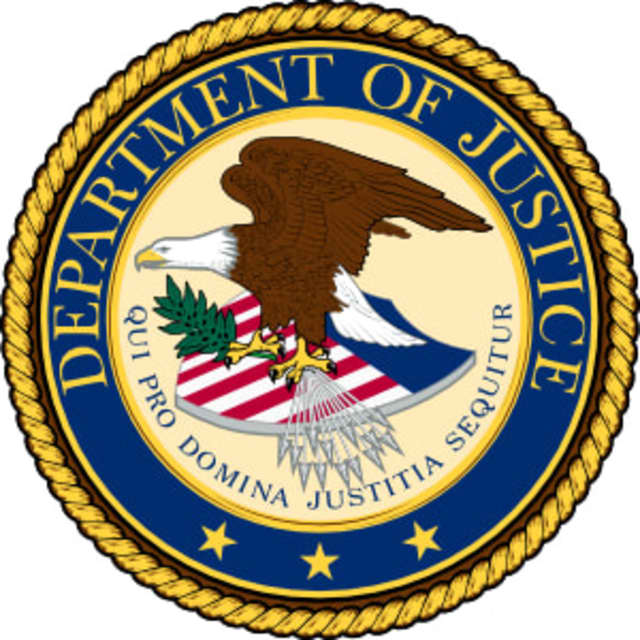 The U.S. Department of Justice i