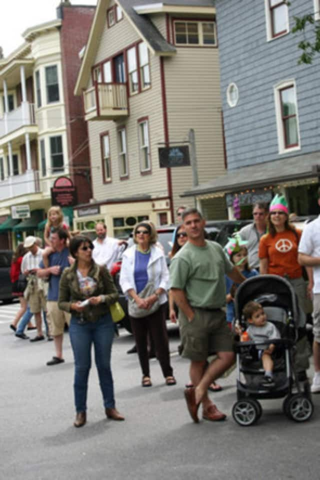 The Boston Globe's travel section featured an article Tuesday on tourist attractions in Bedford. Pictured is downtown Katonah.