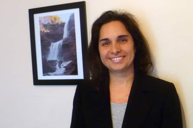 Sleepy Hollow resident Ramona Murphy is a health coach.