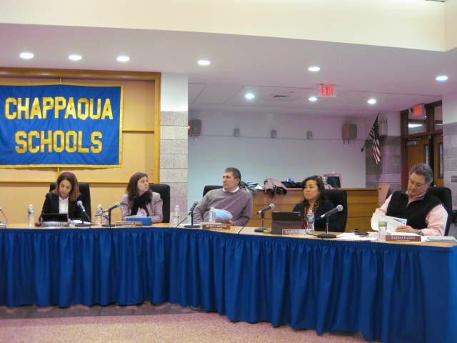The Chappaqua Central School District Board of Education announced a Memorandum Of Agreement between itself and the Chappaqua Congress of Teachers Wednesday night that will save $1.5 million over the next two years.