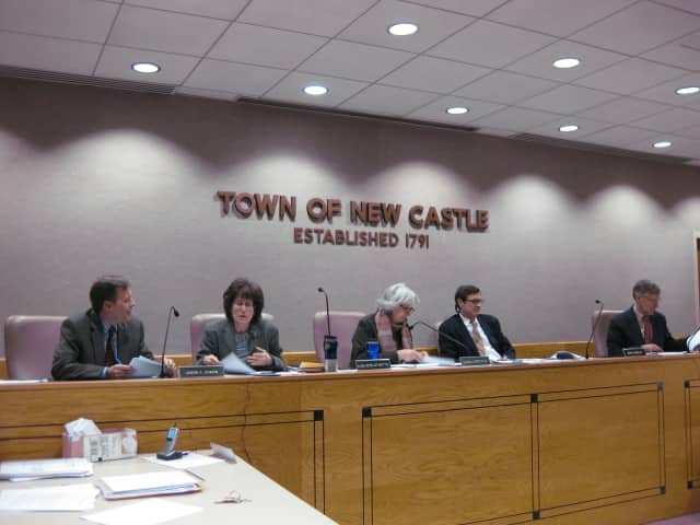 """The New Castle Town Board passed a """"Sense of the Board"""" resolution in regards to the controversial Conifer Realty affordable housing proposal."""