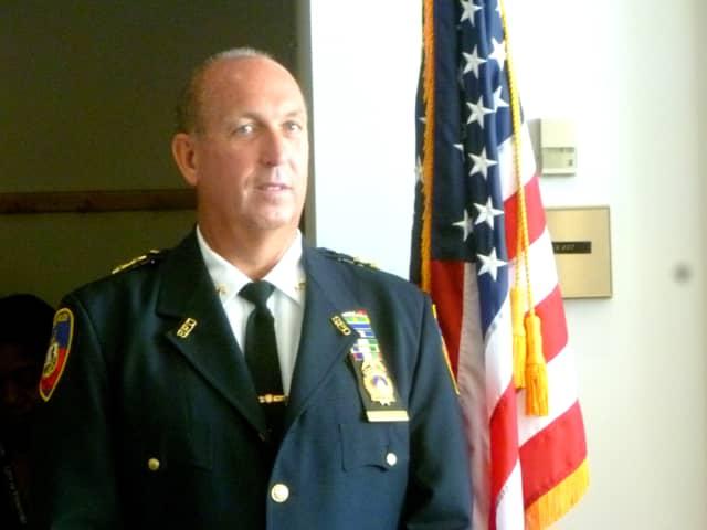 Police Chief Jonathan Fontneau