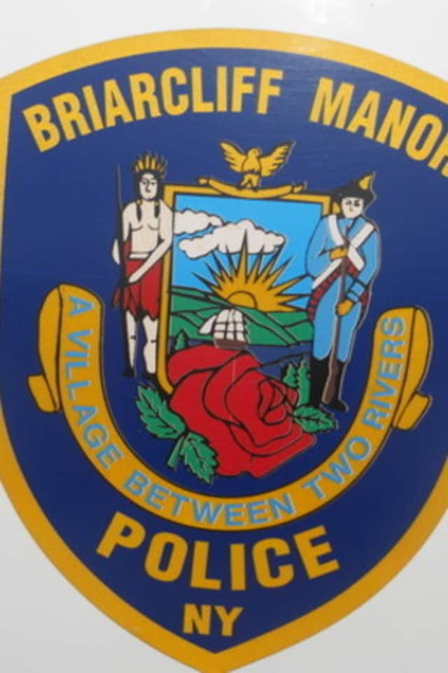 Briarcliff Manor Police said items were reportedly stolen from the garage of a home on Briarbrook Drive this week.