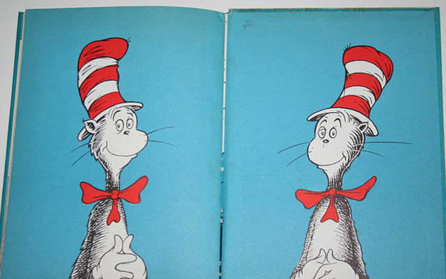 The Fairview Public Library will celebrate Read Across America, a celebration of Dr. Seuss' birthday, March 2.