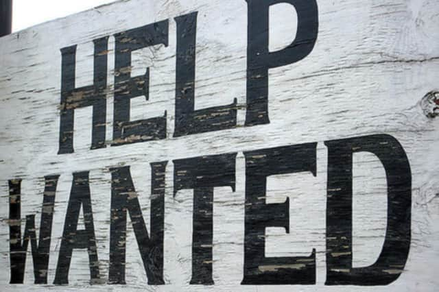 Businesses in the Port Chester area are hiring.