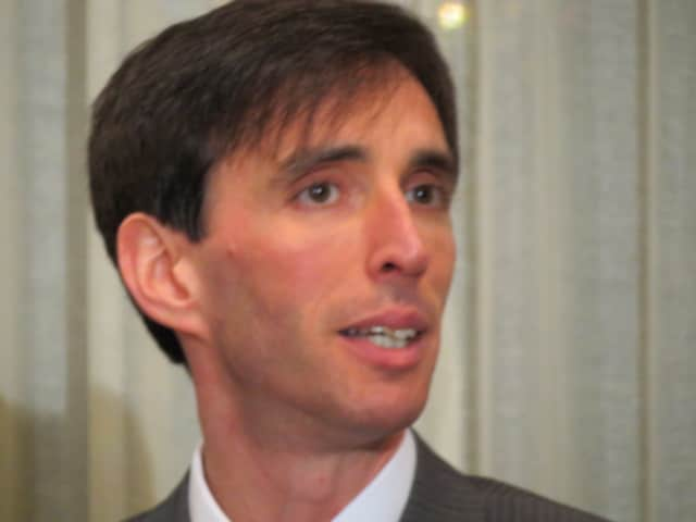 New Rochelle Mayor Noam Bramson,, the son of Polish-Jewish immigrants, speaks out against President Donald J. Trump's executive order banning refugees from certain countries in a blog post.
