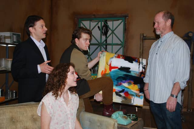 """""""Ten Unknowns"""" opens at Croton Falls' Schoolhouse Theater Thursday."""