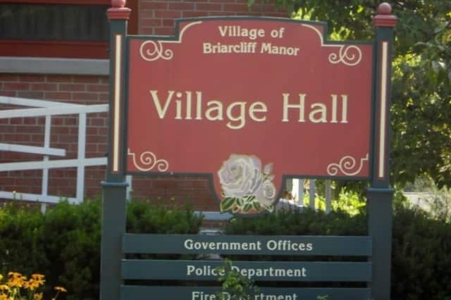 Several meetings are scheduled for this week at Village Hall in Briarcliff Manor.