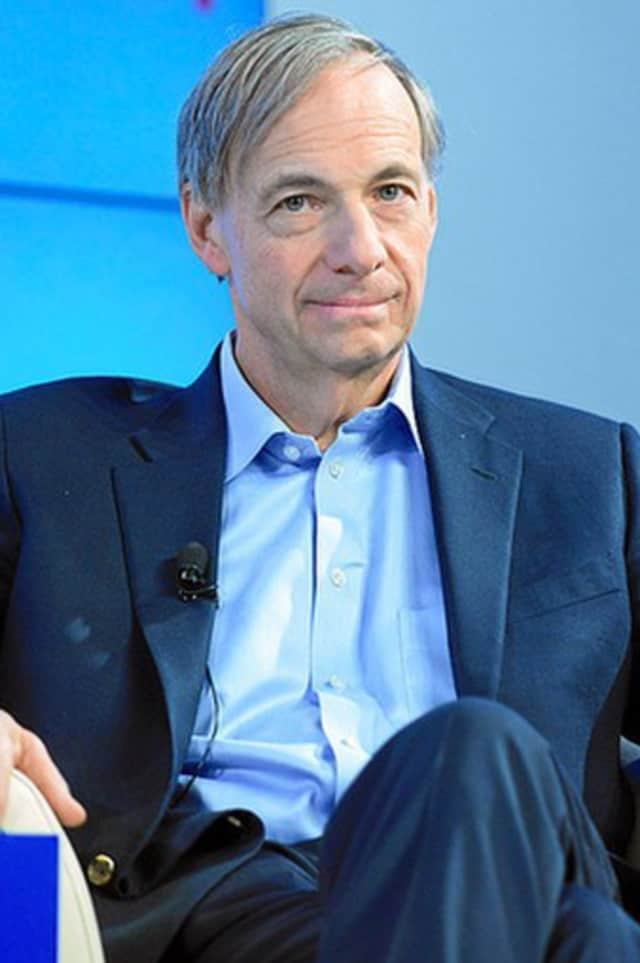 Ray Dalio of Greenwich is the richest person in Connecticut, according to Forbes' annual billionaires list.