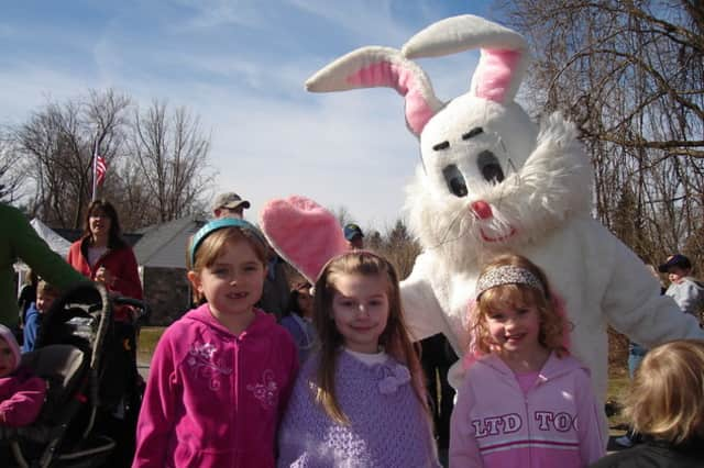 Haworth will host its Easter Egg Hunt on March 19.