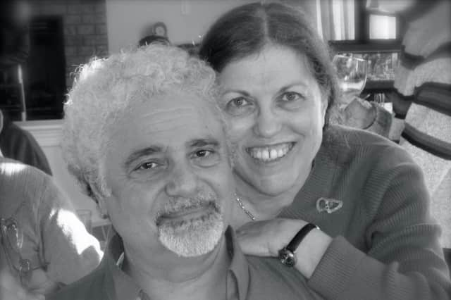 """Jay Krass and his wife, Rose Graziano, will perform """"Love Letters"""" at North Salem High School on Friday."""